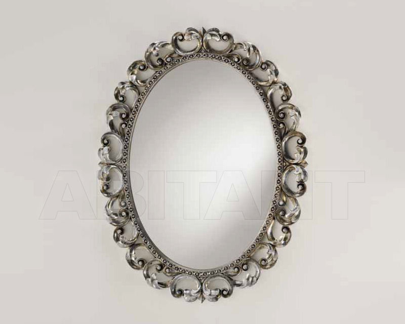 Купить Зеркало настенное Of Interni by Light 4 srl Bookbianco CL.2751GR