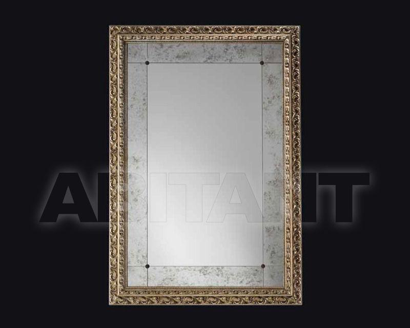 Купить Зеркало настенное Of Interni by Light 4 srl Bookbianco CL.2673GR