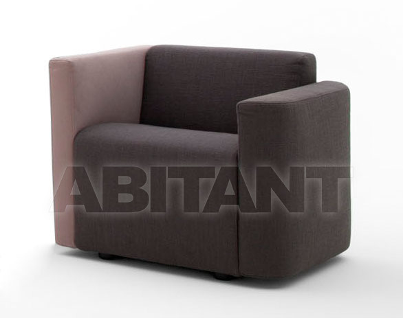 Купить Кресло Callas Alberta Salotti Armchair And Chaise Longue Collection S4CLS