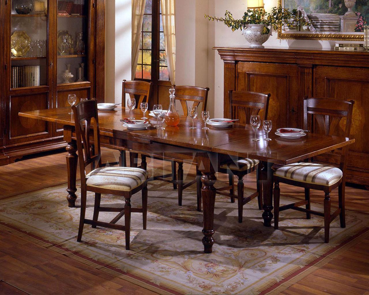 Купить Стол обеденный Arredogi Classic 148 A B
