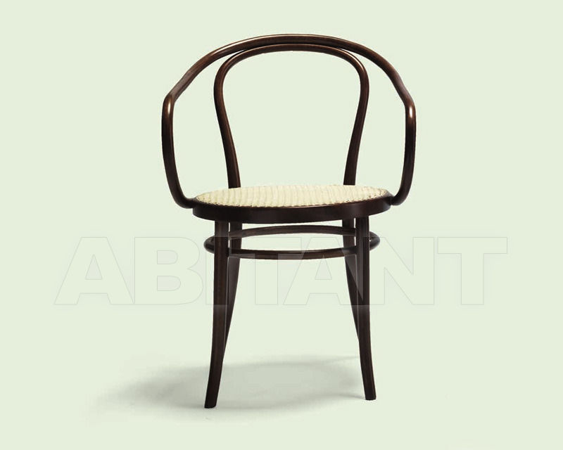 Купить Стул с подлокотниками Italcomma Complementi D'arredo S.R.L  Heritage B9 Faggio naturale 030 /  Natural beechwood 030