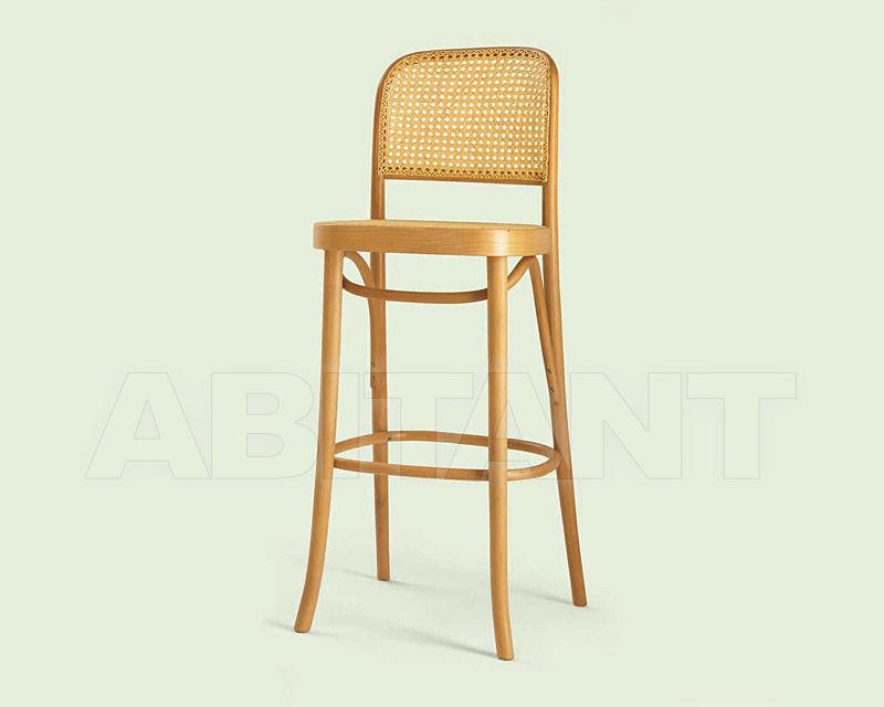 Купить Барный стул Italcomma Complementi D'arredo S.R.L  Heritage BST811 Faggio naturale 030 /  Natural beechwood 030
