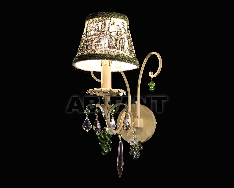 Купить Бра Non Solo Luce Provence CLARICE WB-01 PI