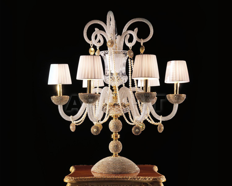 Купить Лампа настольная Non Solo Luce Crystals GIULIA TL-06 G