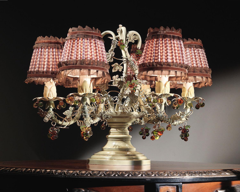 Купить Лампа настольная Non Solo Luce Provence MATHILDE TL-05 PI