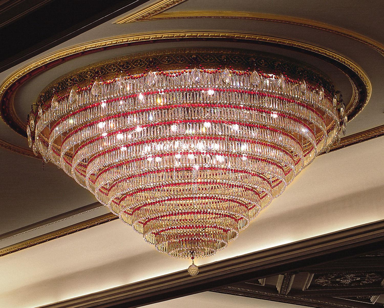 Купить Люстра Non Solo Luce Ceiling Lamps TIVOLI CL-30 PG