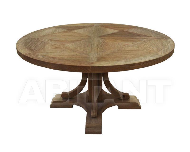 Купить Стол обеденный Alford Round Table Gramercy Home 2014 301.009-2N7