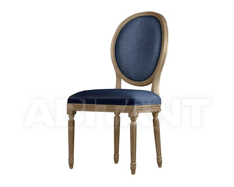 Купить Стул Louis Side Chair Gramercy Home 2014 442.001-V04/CF09-VNAZ/LCAZ
