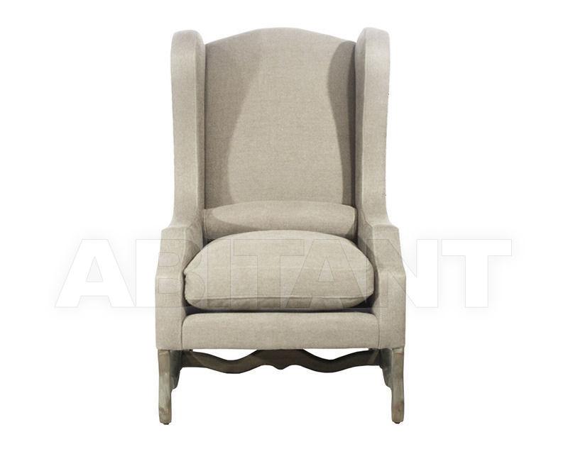 Купить Кресло  La Manche Armchair Gramercy Home 2014 602.002-F01