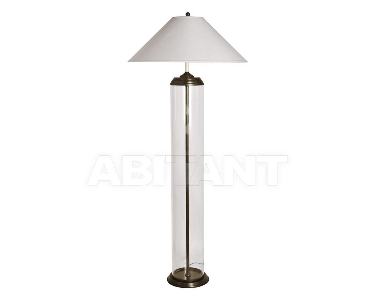 Купить Торшер FLASK FLOOR LAMP Gramercy Home 2014 FL017-1-BBZ