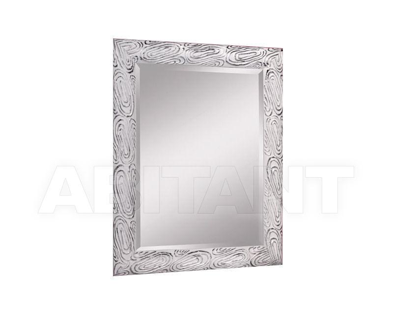 Купить Зеркало настенное Vaccari International Gli Specchi Di Alice 1 8 5 2 White