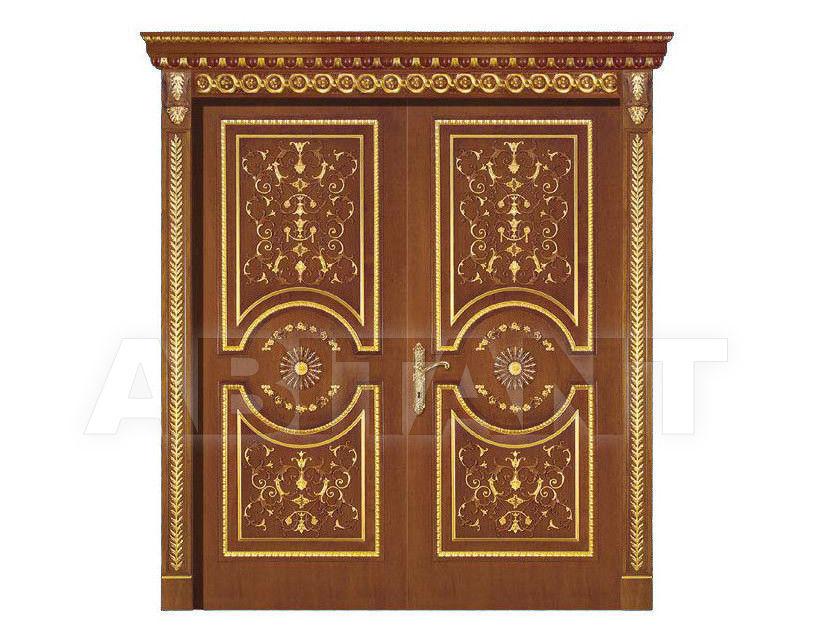 Купить Дверь двухстворчатая Asnaghi Interiors Doors Collection PR3002-1