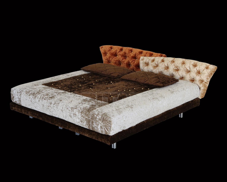 Купить Кровать SUPER ROY CAPITONNÉ IL Loft Beds LSC07