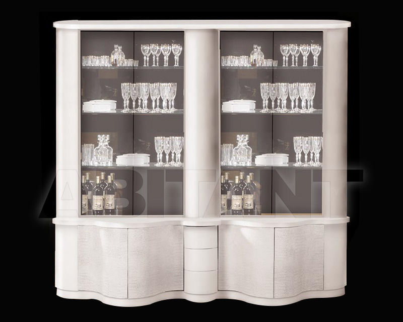 Купить Сервант Formitalia Dining MARGHERITA Cupboard with glass doors,
