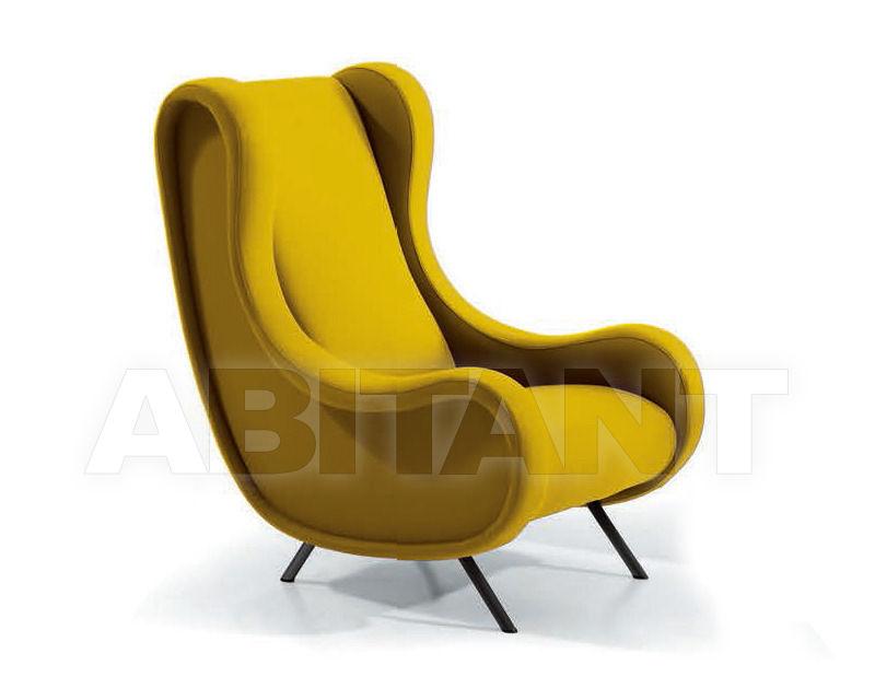 Купить Кресло Arflex Estero 2012 2624 yellow