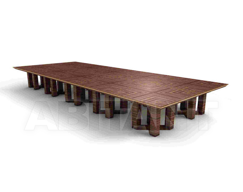 Купить Стол для конференц-залов ETTORE BERDONDINI  AB 1926 Historic Collection ETTORE rectangular table 28
