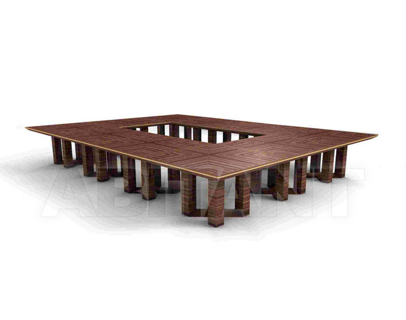 Купить Стол для конференц-залов ETTORE BERDONDINI  AB 1926 Historic Collection ETTORE rectangular table 28h