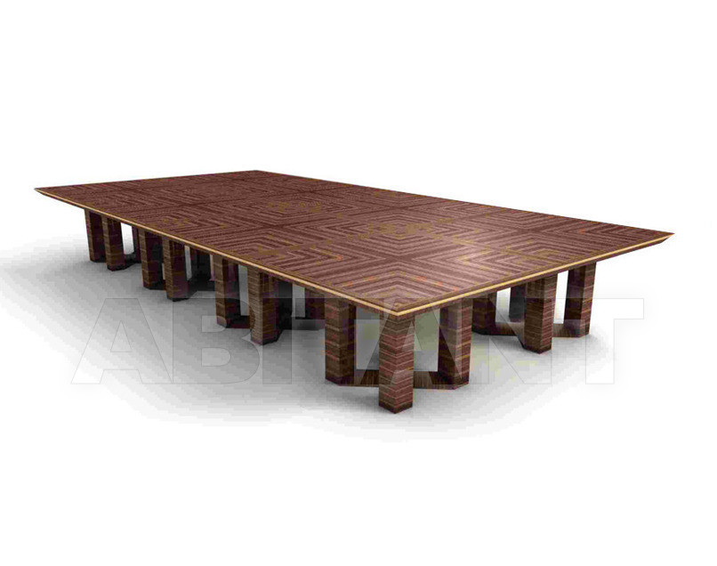 Купить Стол для конференц-залов ETTORE BERDONDINI  AB 1926 Historic Collection ETTORE rectangular table 24