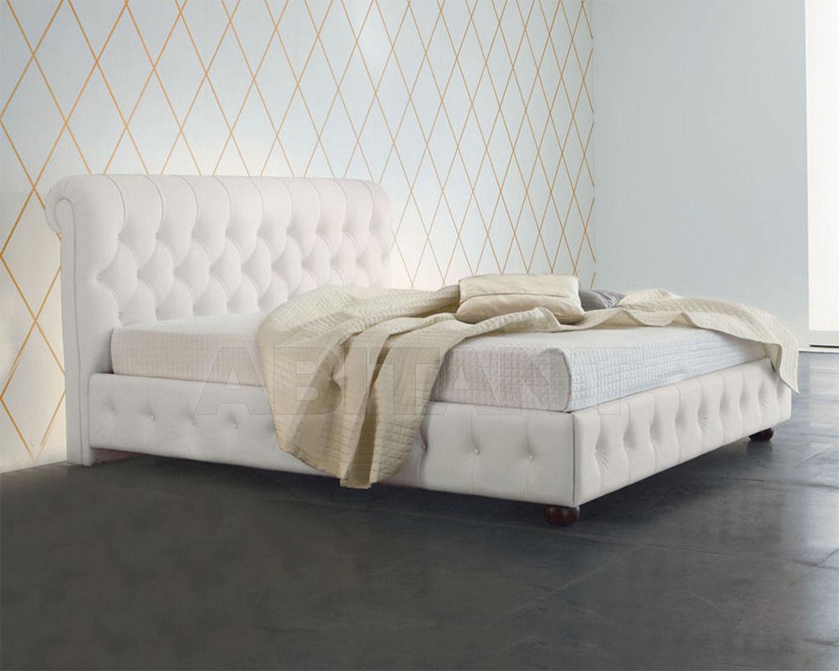 Купить Кровать Arcadia Alberta Salotti Letti LEA180PCHL