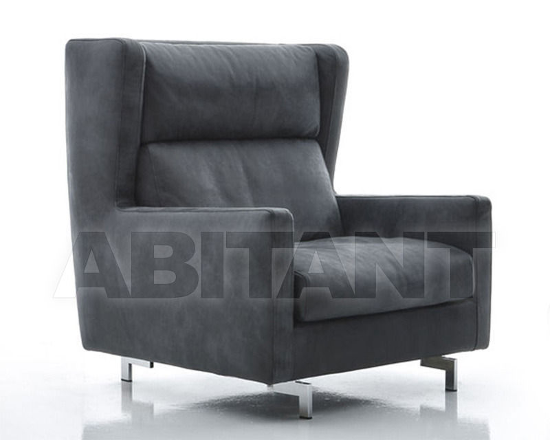 Купить Кресло Blow Alberta Salotti Armchair And Chaise Longue Collection 1BLOBG