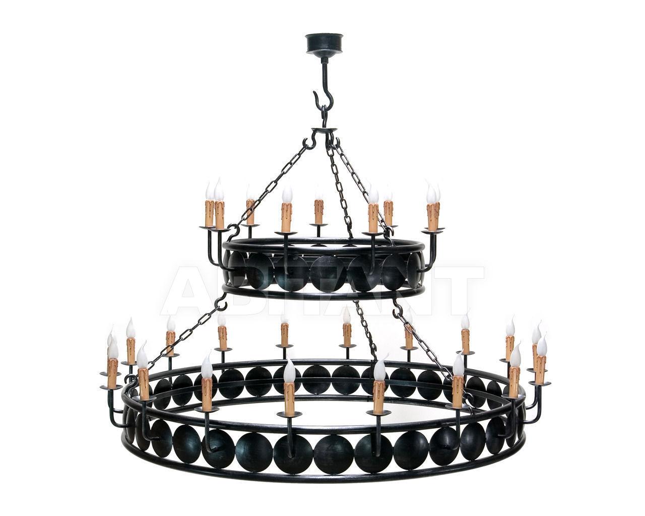 Купить Люстра FMB Leuchten Schmiedeeisen Lampen Und Leuchten 94456