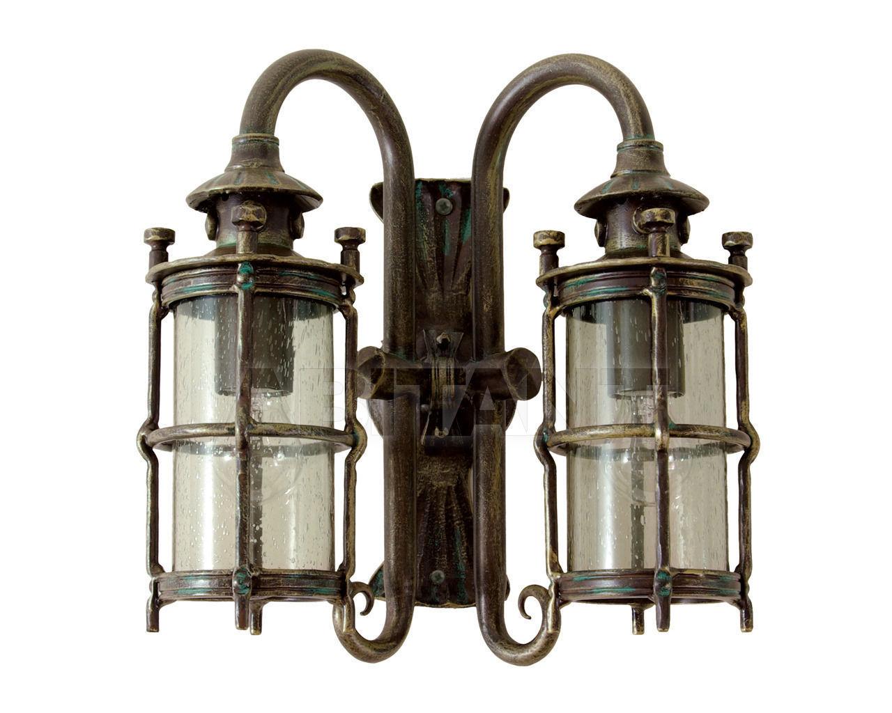 Купить Фасадный светильник FMB Leuchten Schmiedeeisen Lampen Und Leuchten 90148