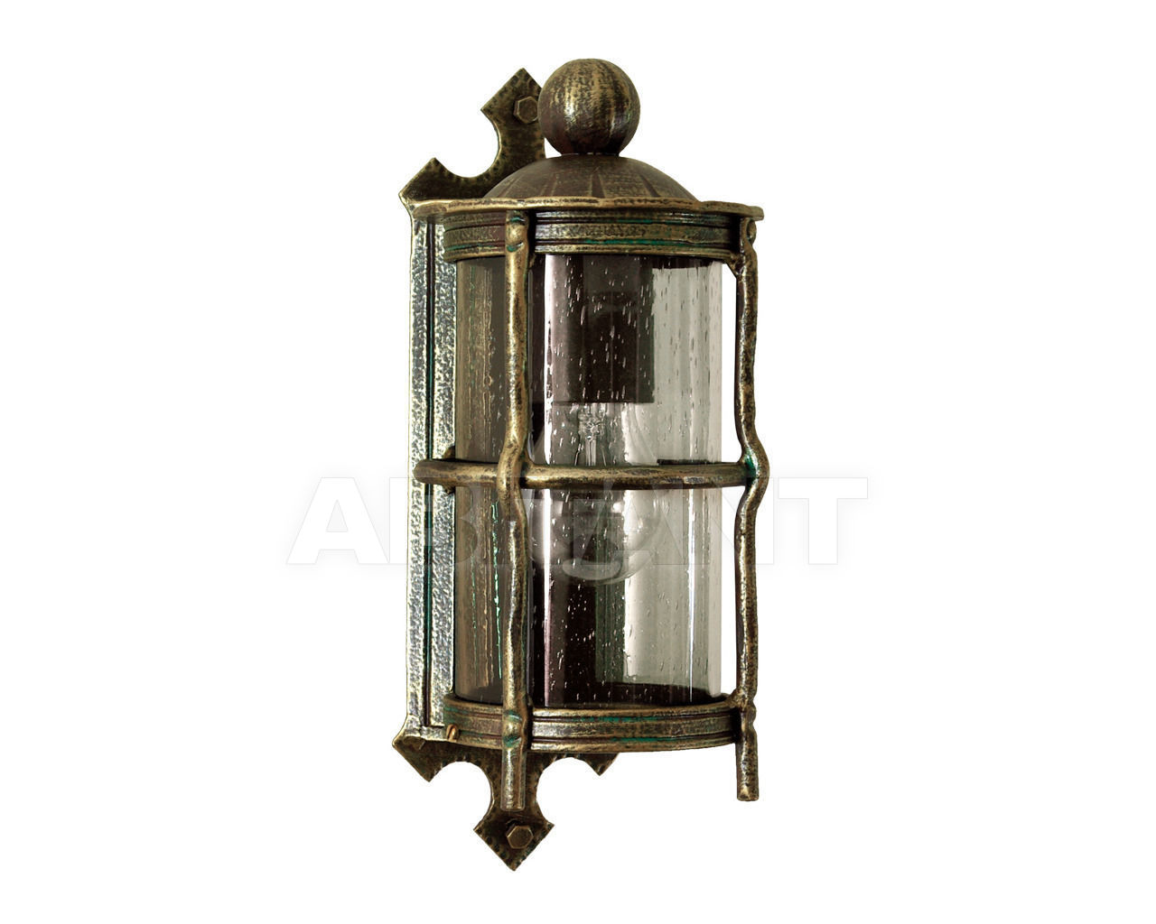 Купить Фасадный светильник FMB Leuchten Schmiedeeisen Lampen Und Leuchten 94076