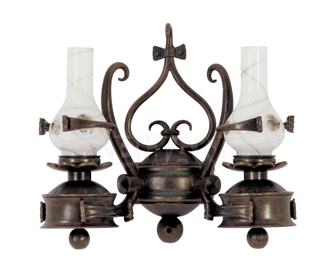 Купить Светильник настенный FMB Leuchten Schmiedeeisen Lampen Und Leuchten 94124