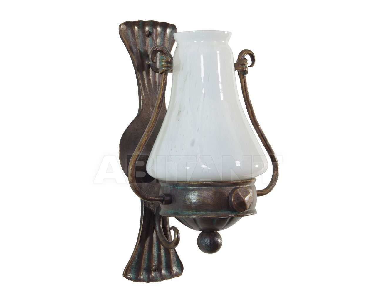 Купить Светильник настенный FMB Leuchten Schmiedeeisen Lampen Und Leuchten 94072