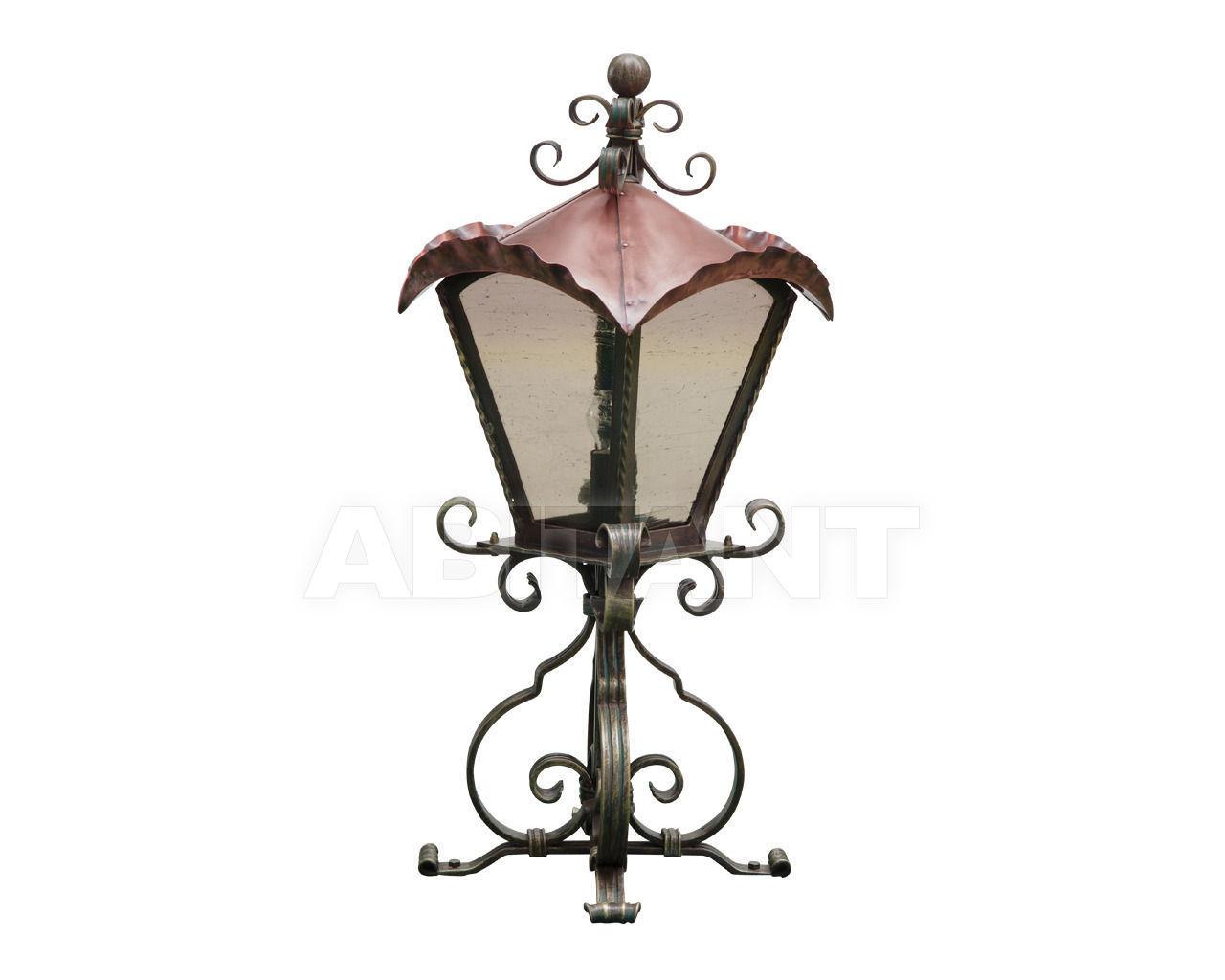 Купить Садовый светильник FMB Leuchten Schmiedeeisen Lampen Und Leuchten 90415