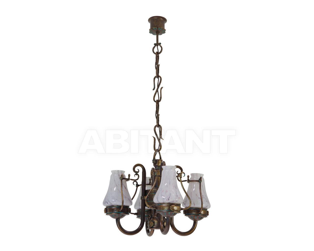 Купить Люстра FMB Leuchten Schmiedeeisen Lampen Und Leuchten 94082