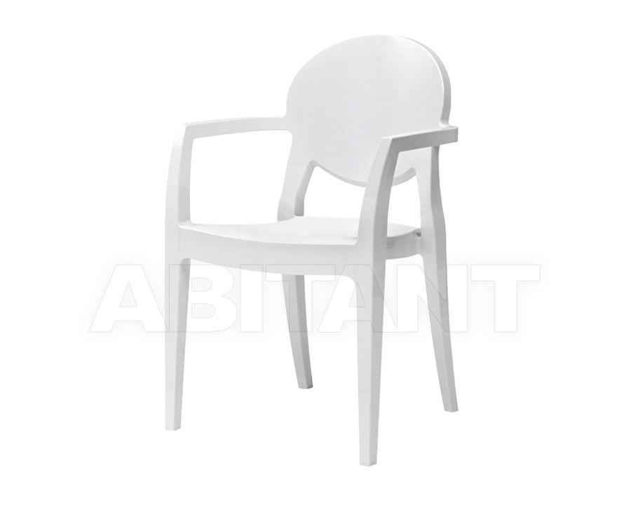 Купить Стул с подлокотниками IGLOO Scab Design / Scab Giardino S.p.a. Collezione 2011 2355 310