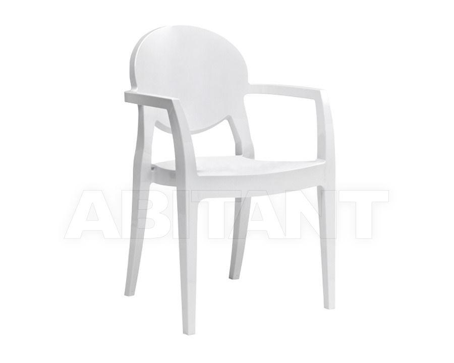 Купить Стул с подлокотниками Scab Design / Scab Giardino S.p.a. Sedute Design 2355  310