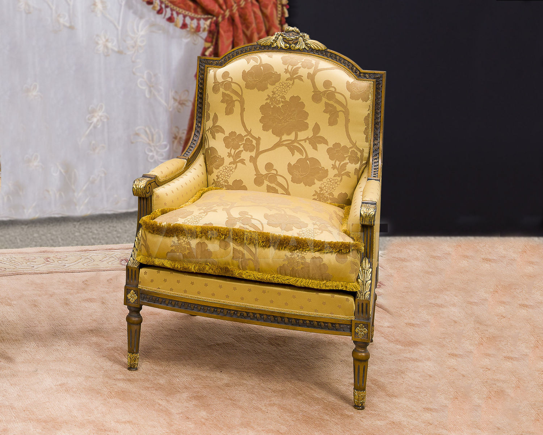 Купить Кресло Stil Salotti di Origgi Luigi e Figli s.n.c. Origgi Raffaello armchair