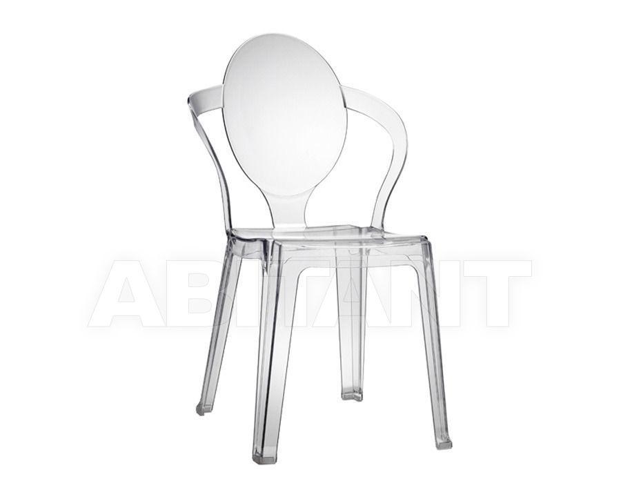 Купить Стул с подлокотниками Scab Design / Scab Giardino S.p.a. Marzo 2332 100