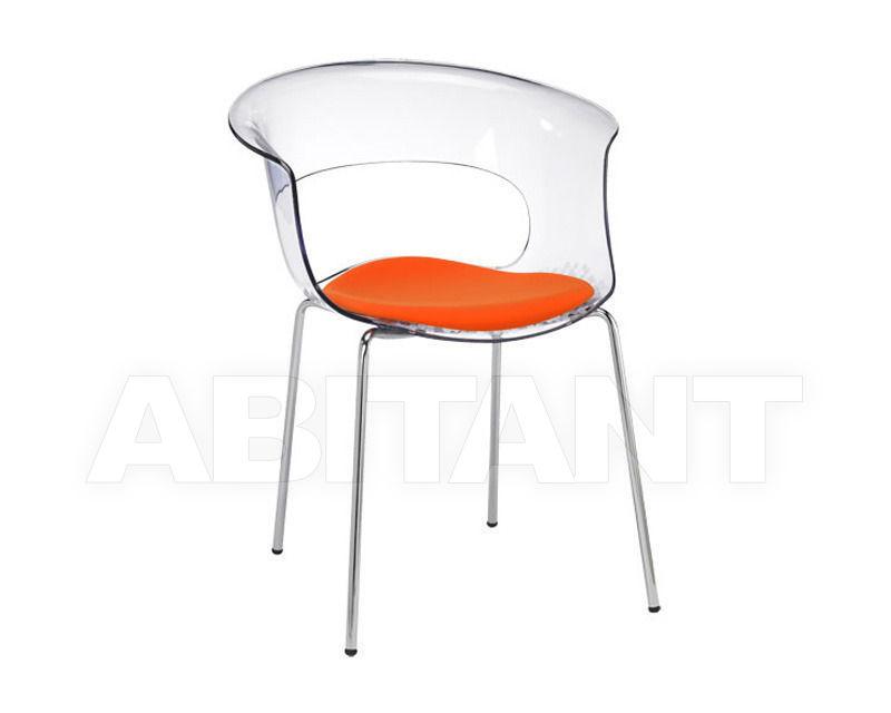Купить Стул с подлокотниками Scab Design / Scab Giardino S.p.a. Marzo 2690 100
