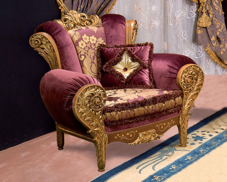 Купить Кресло Stil Salotti di Origgi Luigi e Figli s.n.c. Origgi queen armchair