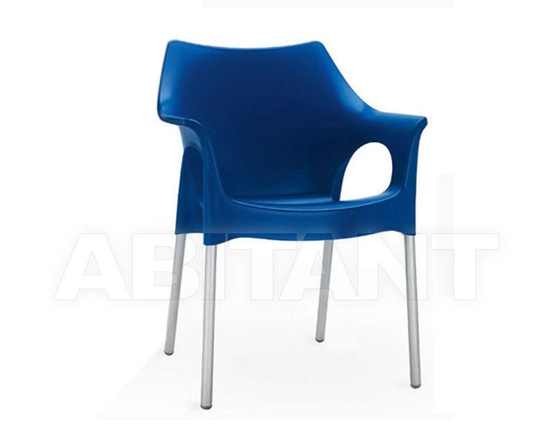 Купить Стул с подлокотниками Scab Design / Scab Giardino S.p.a. Novita Comfort 2119