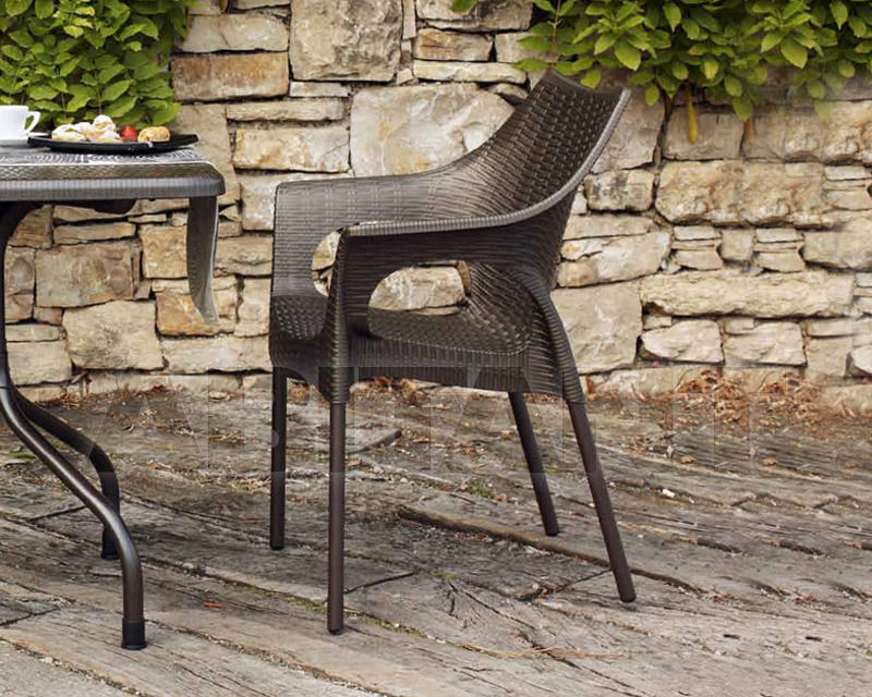 Купить Стул с подлокотниками Scab Design / Scab Giardino S.p.a. Novita Comfort 2277 AV 70