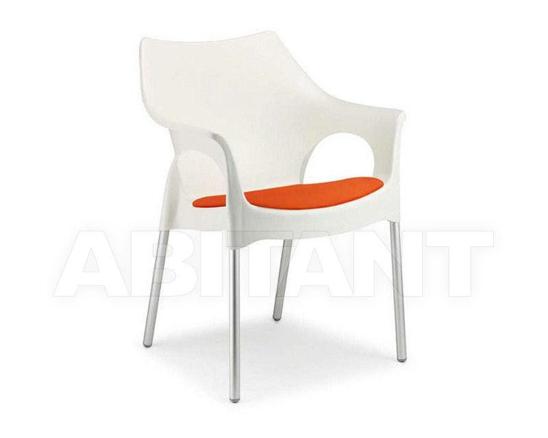 Купить Стул с подлокотниками Scab Design / Scab Giardino S.p.a. Novita Comfort 2124 11 52