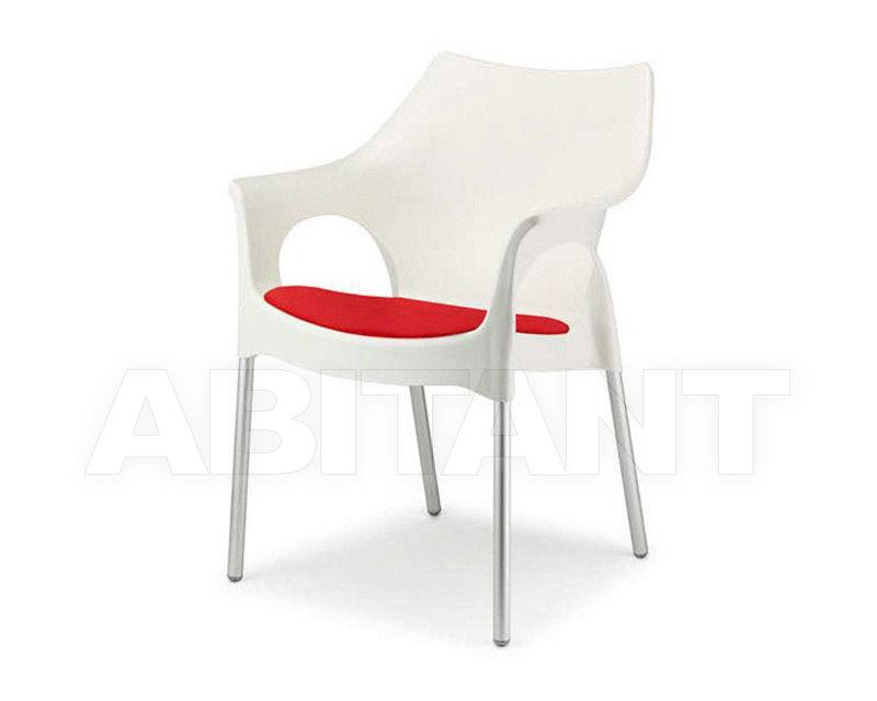 Купить Стул с подлокотниками Scab Design / Scab Giardino S.p.a. Novita Comfort 2124 11 54