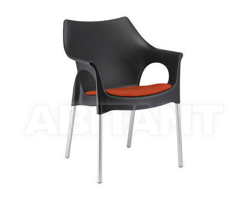 Купить Стул с подлокотниками Scab Design / Scab Giardino S.p.a. Novita Comfort 2124 81 52