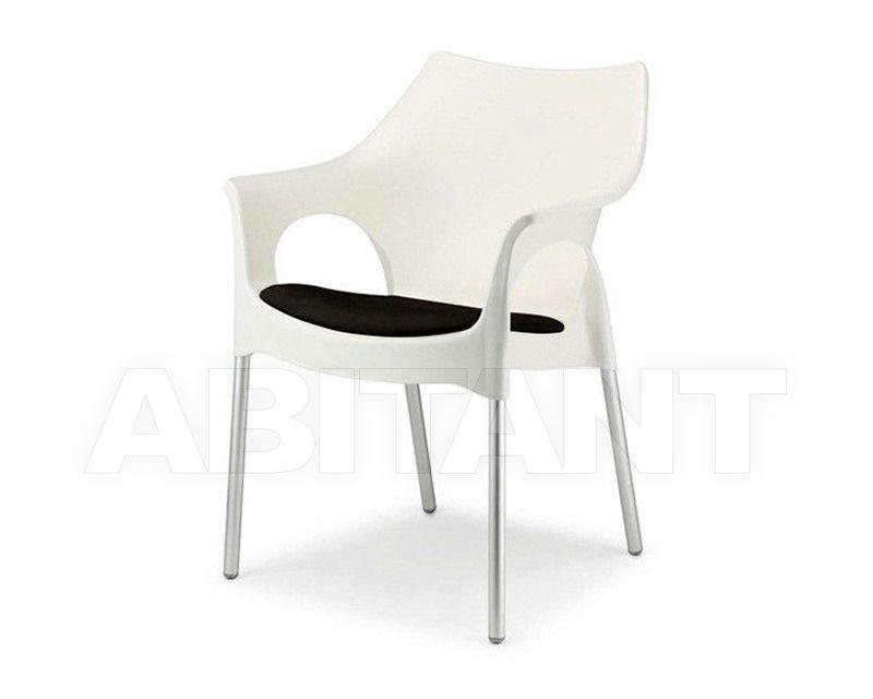 Купить Стул с подлокотниками Scab Design / Scab Giardino S.p.a. Novita Comfort 2124 11 55