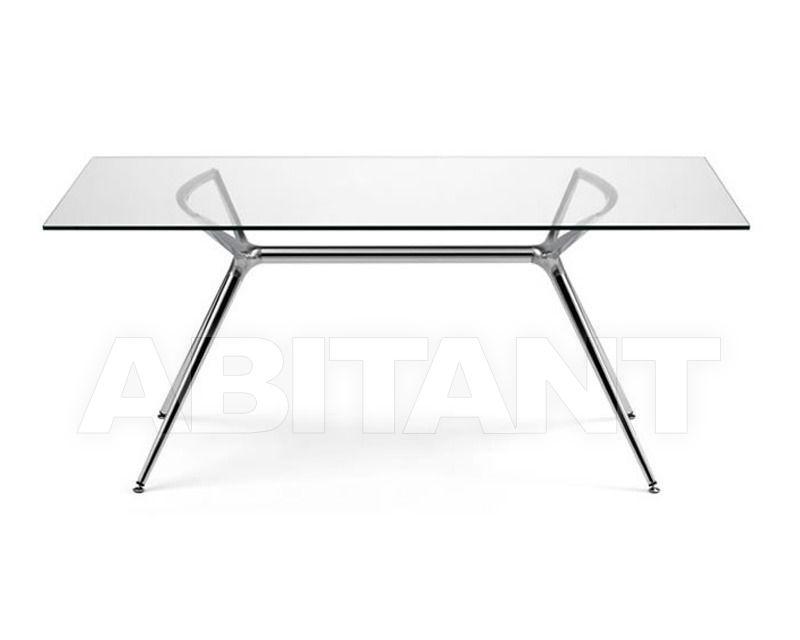 Купить Стол обеденный Scab Design / Scab Giardino S.p.a. Tavoli 7011 CR 001 + 5313 400