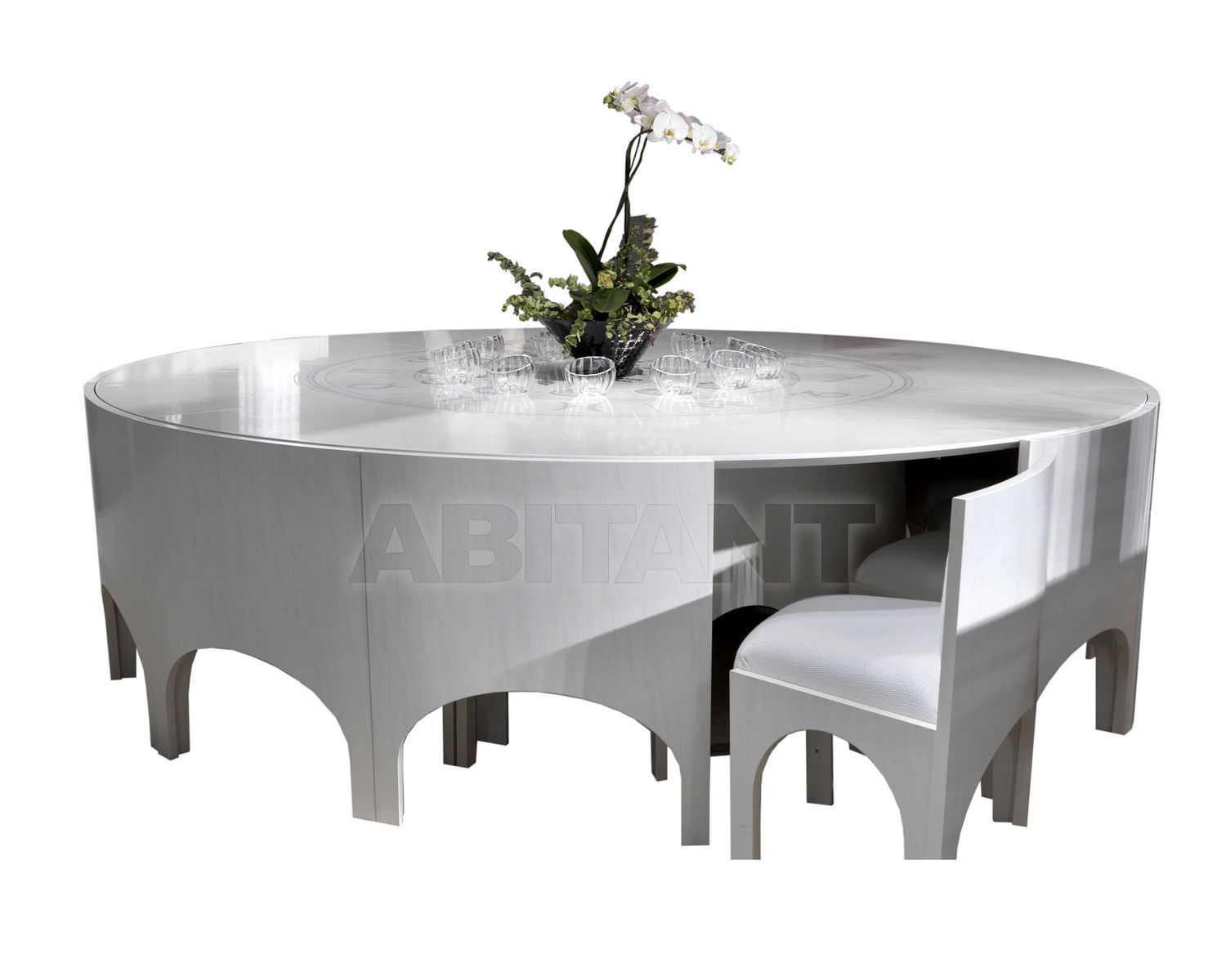 Купить Композиция Ipe Cavalli Visionnaire COLISEUM_TABLE