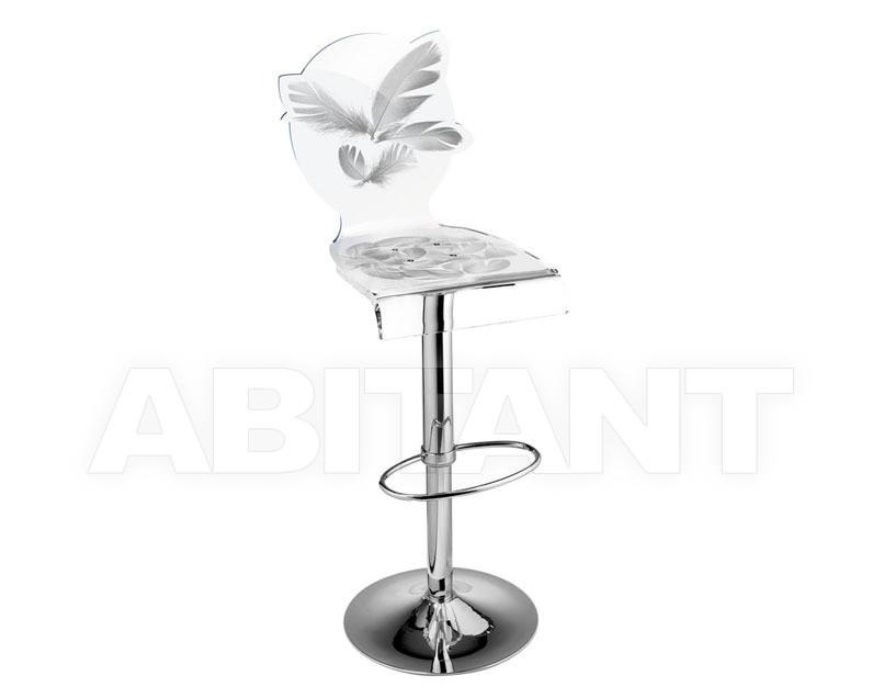 Купить Барный стул Acrila Plume Feather bar stool pedestal leg