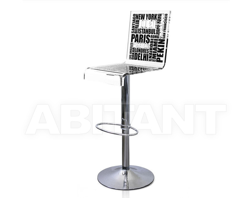 Купить Барный стул Acrila City City bar stool pedestal leg 1