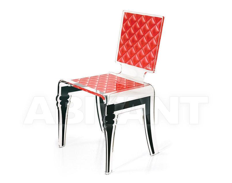 Купить Стул Acrila Diam Diam chair Red