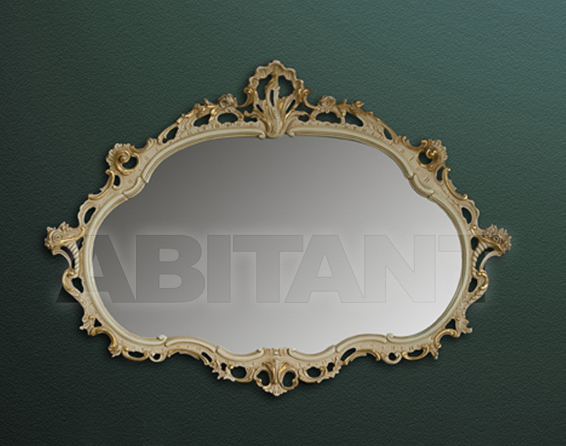 Купить Зеркало настенное Fratelli Radice 2012 052 cornice con specchio 2