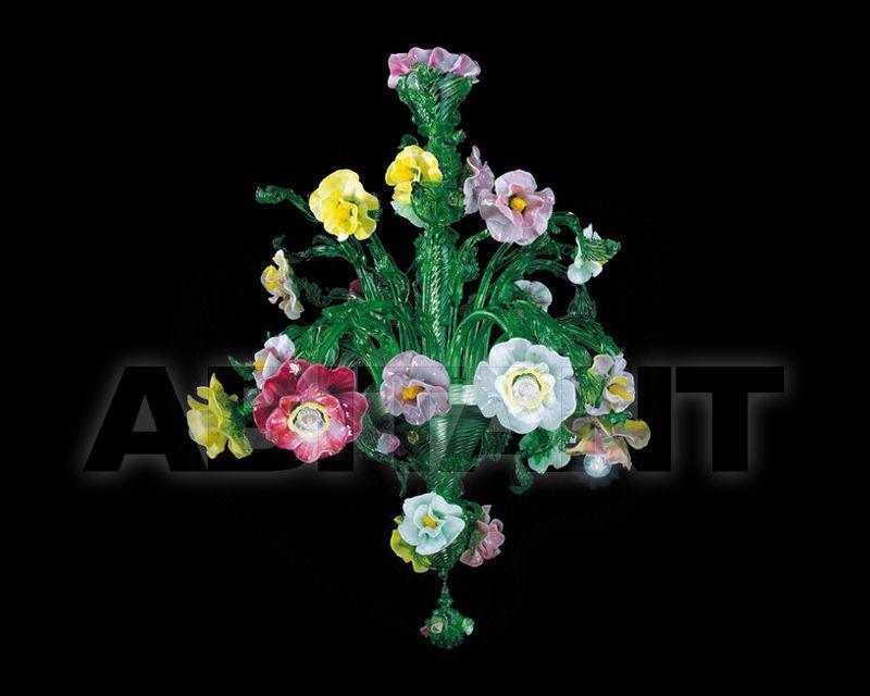 Купить Люстра Vetreria Aristica ROSA Floreali MALIA